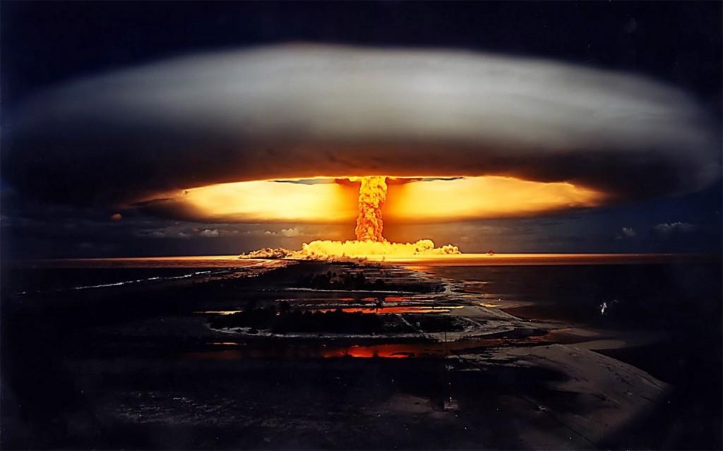 explosion atomique