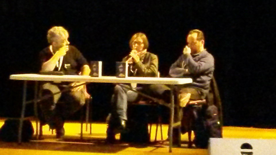 Table ronde uchronie Lhisbei Haliénales